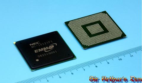 NEC - EMMA 3PF