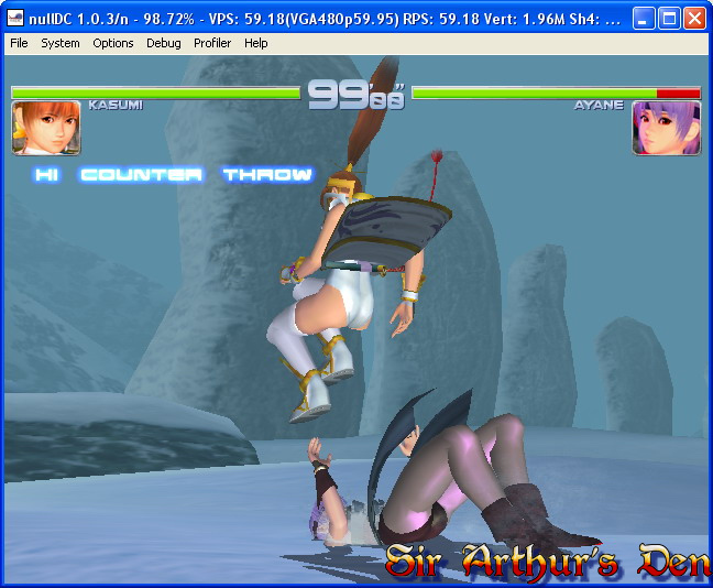 NullDC 1 0 3, Dreamcast emulation returns on PC  Carrying