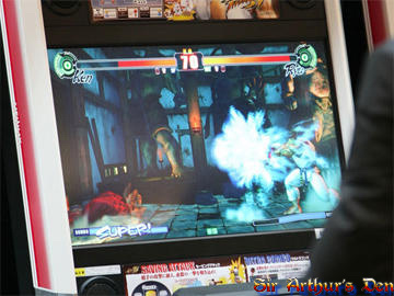 Street Fighter IV - arcade