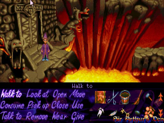 Simon the Sorcerer - screenshot 1