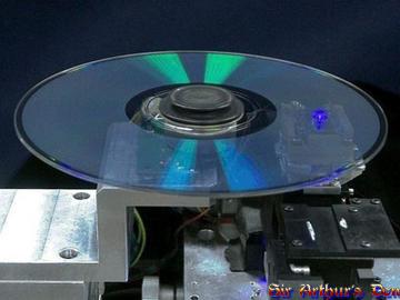 Disco BD da 400 Gigabyte