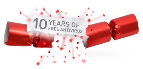 10 anni di Avira AntiVir