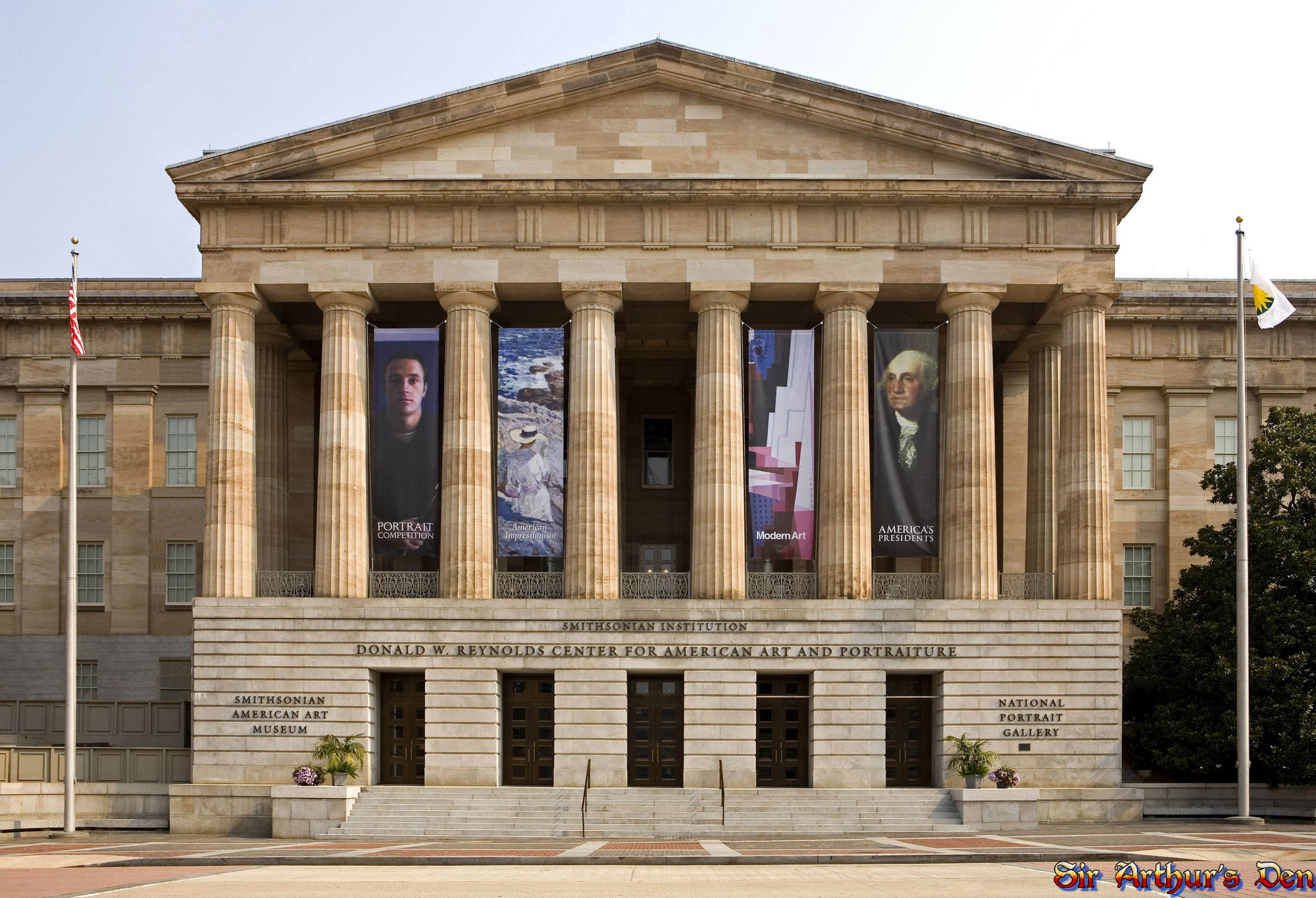 Building Museum Exhibit