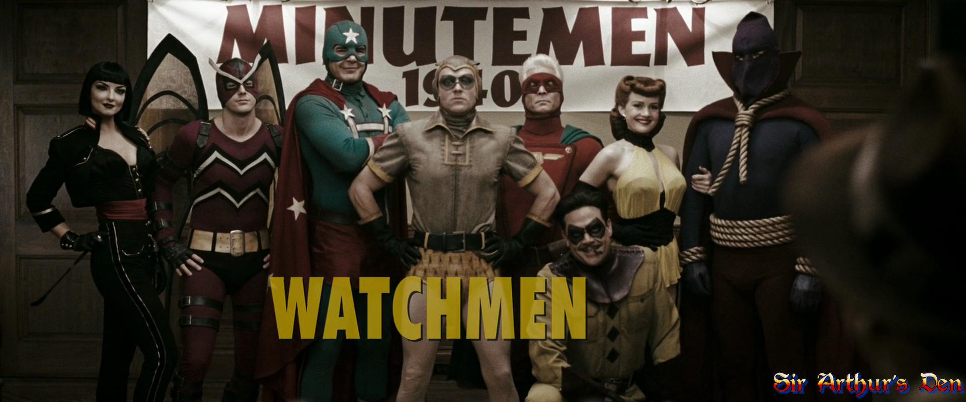 snapshots 3 high definition high emulation sir arthur s den watchmen screenshot 1 watchmen screenshot 2