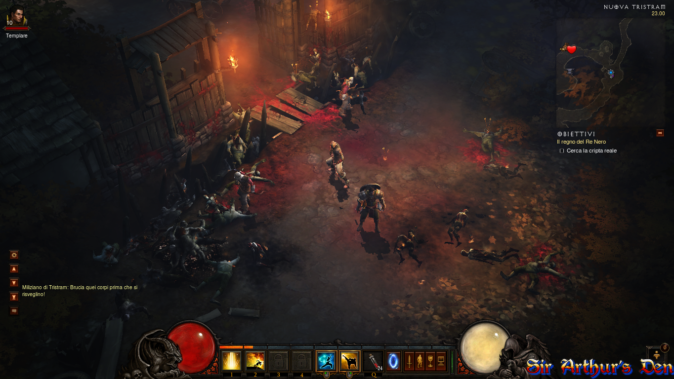 Your friendly (and frank) guide to the diablo iii starter edition.