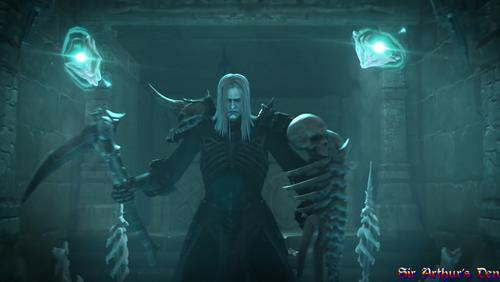 Diablo III - Reaper of Souls - Negromante