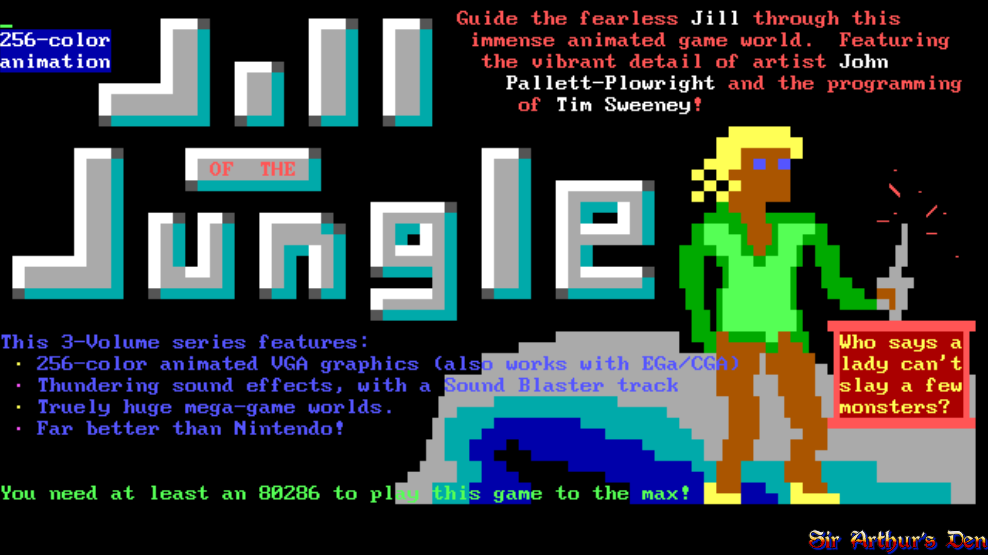 Jill of the Jungle: The Complete Trilogy available for free