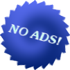 No ads, baby