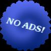 No ads, baby
