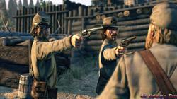 Call of Juarez: Bound in Blood - screenshot 1