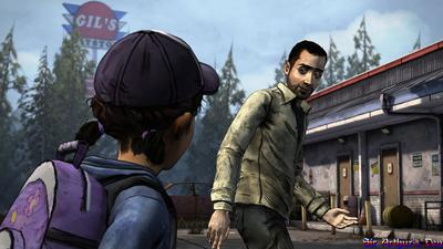 The Walking Dead: Season Two - screenshot 1