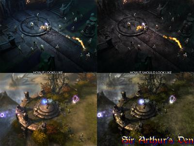 Diablo III - How it should look like