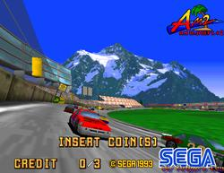 Daytona USA '93 - screenshot 1