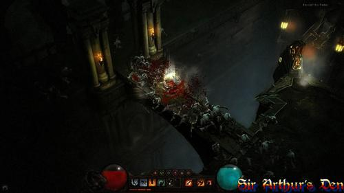 Diablo III remix - screenshot 1