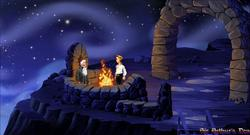 The Secret of Monkey Island: Special Edition - screenshot 1