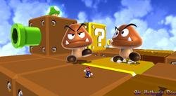 Super Mario Galaxy 2 - screenshot 1