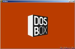 DOSBox 0.73 - logo