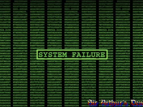 The Matrix - system failure