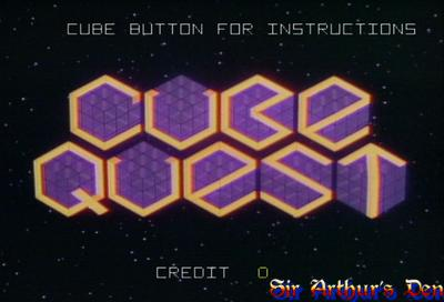 Cube Quest - screenshot 1