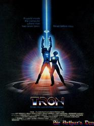 TRON - movie poster