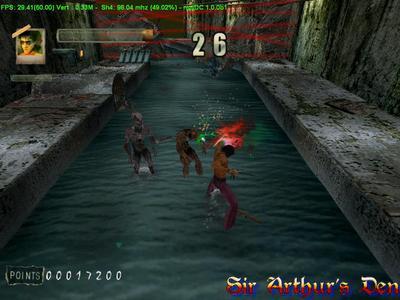 NullDC su PC - Zombie Revenge