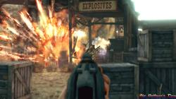 Call of Juarez: Bound in Blood - screenshot 2