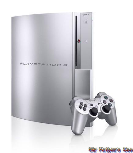 Sony PlayStation 3 (silver)