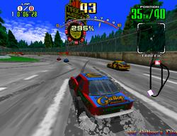 Daytona USA '93 - screenshot 2