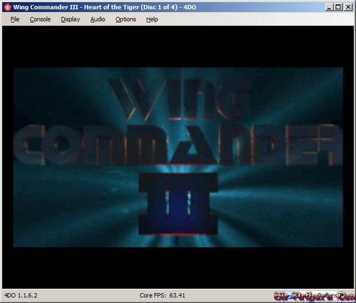Wing Commander III - 4DO