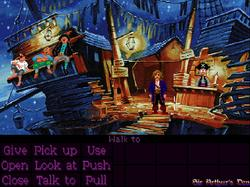 Monkey Island 2 Special Edition: LeChuck's Revenge - screenshot 2