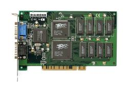 3dfx - Diamond Monster 3D graphic card