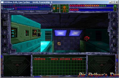DOSBox - System Shock