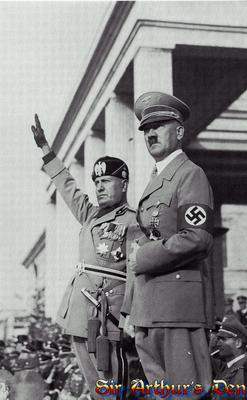 Benito & Adolf