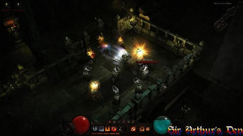 Diablo III remix - screenshot 2