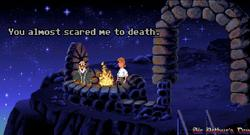 The Secret of Monkey Island: Special Edition - screenshot 2