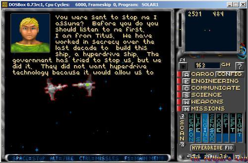DOSBox 0.73 Release Candidate 1 - screenshot 2