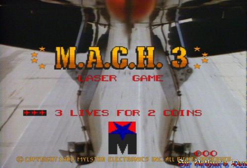 M.A.C.H. 3 - screenshot 1