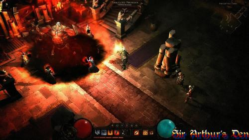 Diablo III remix - screenshot 3