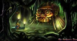 Monkey Island 2 Special Edition: LeChuck's Revenge - screenshot 3
