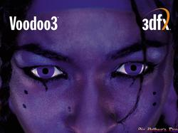 3dfx - Voodoo3 box art