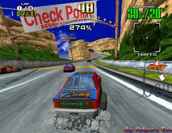 Daytona USA '93 - screenshot 3