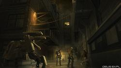 Deus Ex: Human Revolution - screenshot 3