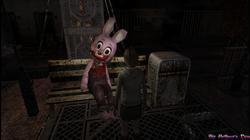 PCSX2 - Silent Hill 3