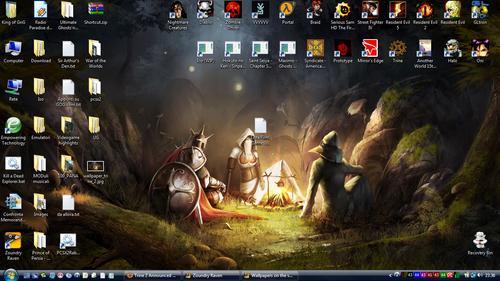 Trine 2 sul desktop