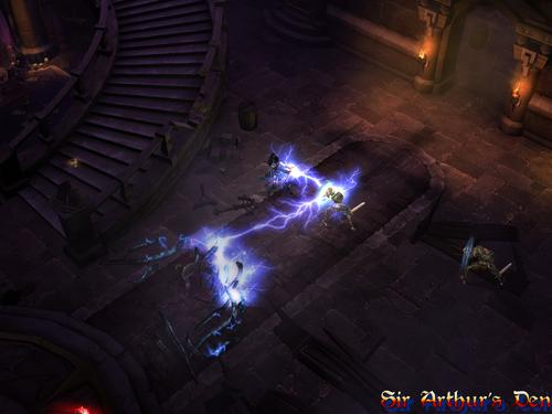 Diablo III, wizard - screenshot 3