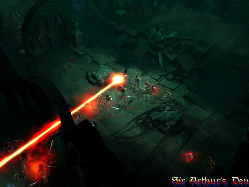 Diablo III, wizard - screenshot 4