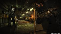 Deus Ex: Human Revolution - screenshot 4