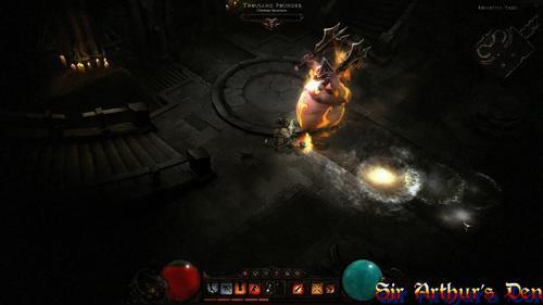 Diablo III remix - screenshot 4
