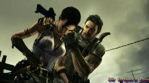 Resident Evil 5 - screenshot 4