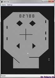 DICE 0.8 - Pin Pong
